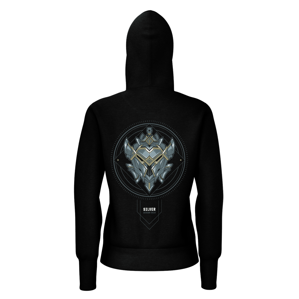 SEASON 2019 RANKED REWARDS HOODIE (UNISEX) - SILVER