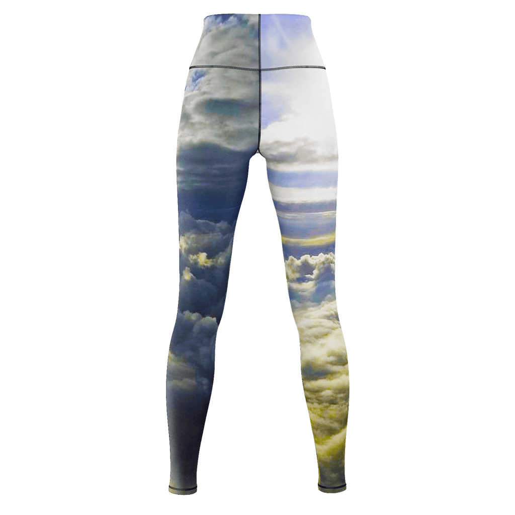 Above the Clouds Yoga Pants
