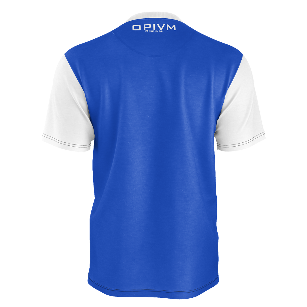 opivm blue & white