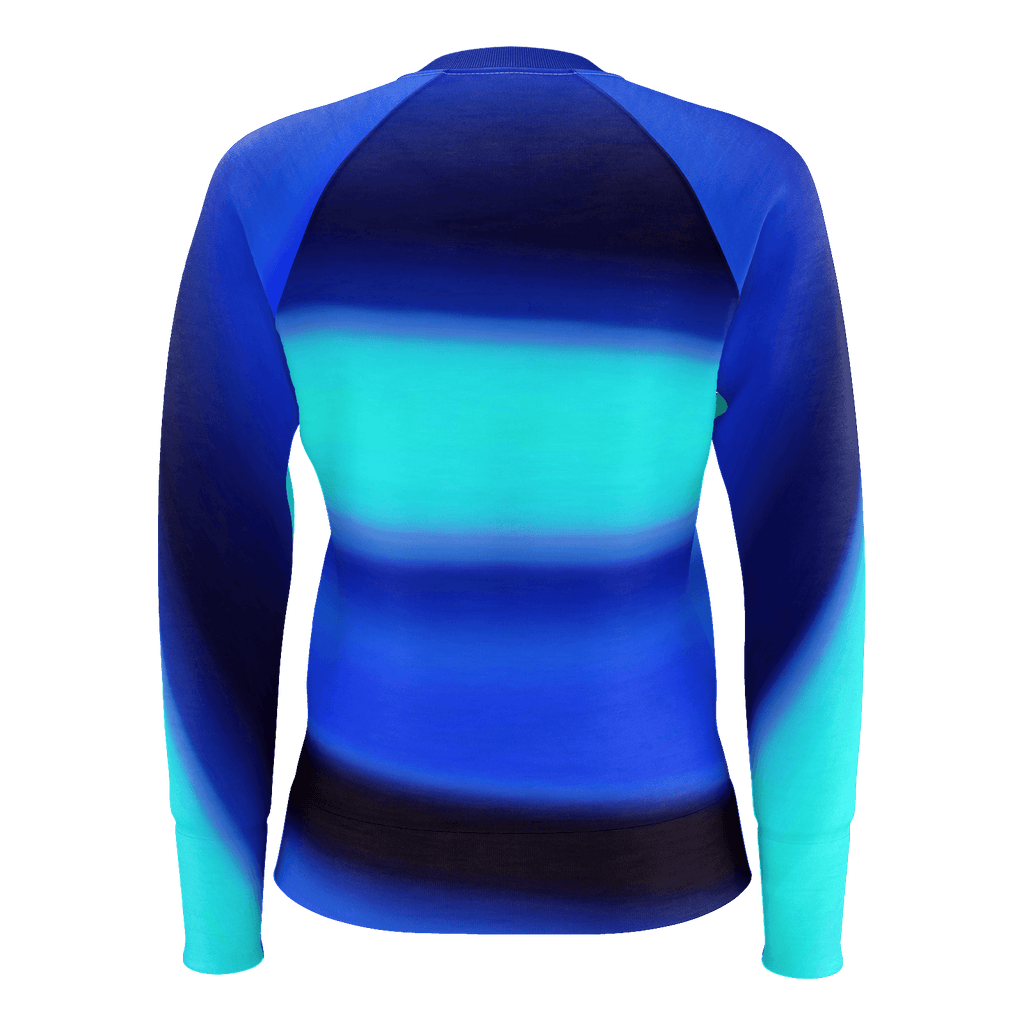Female sweat - Turquoise