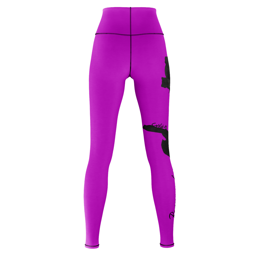 Remember the Lost Yoga Pants (Pink)