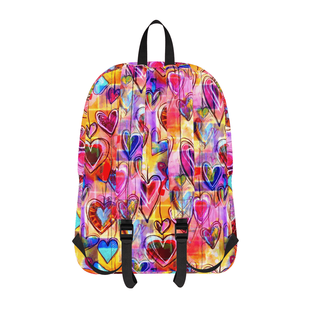 Spring Hearts Backpack