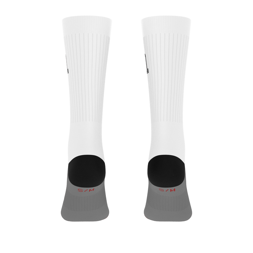 Die A Legend White Sock