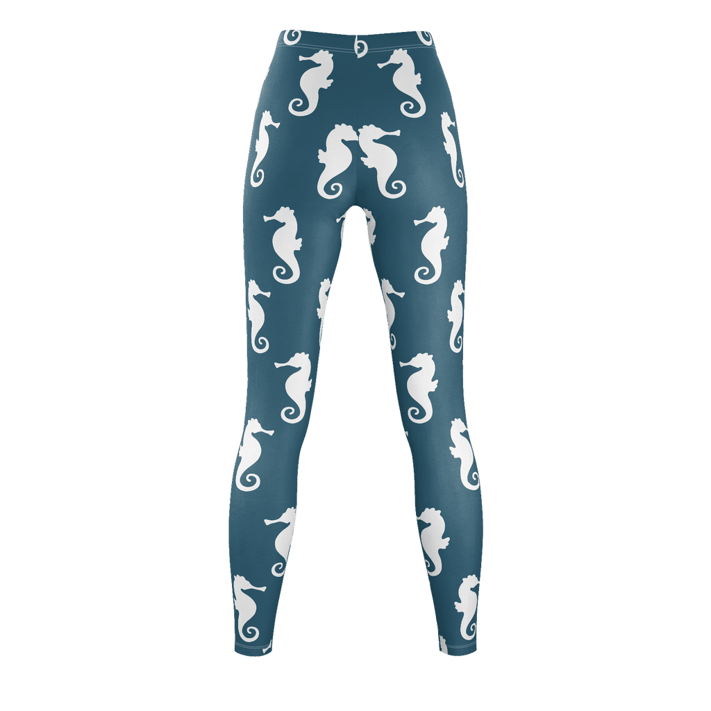 Sea Horse Leggings