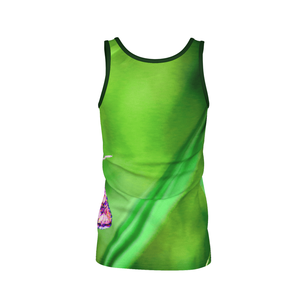 BFly on Grass Tank Top
