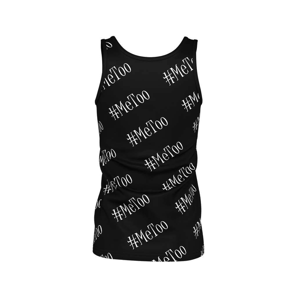 #MeToo Women's SJ Tank Top (Black)