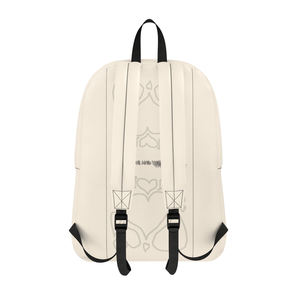 Flame Logo Backpack