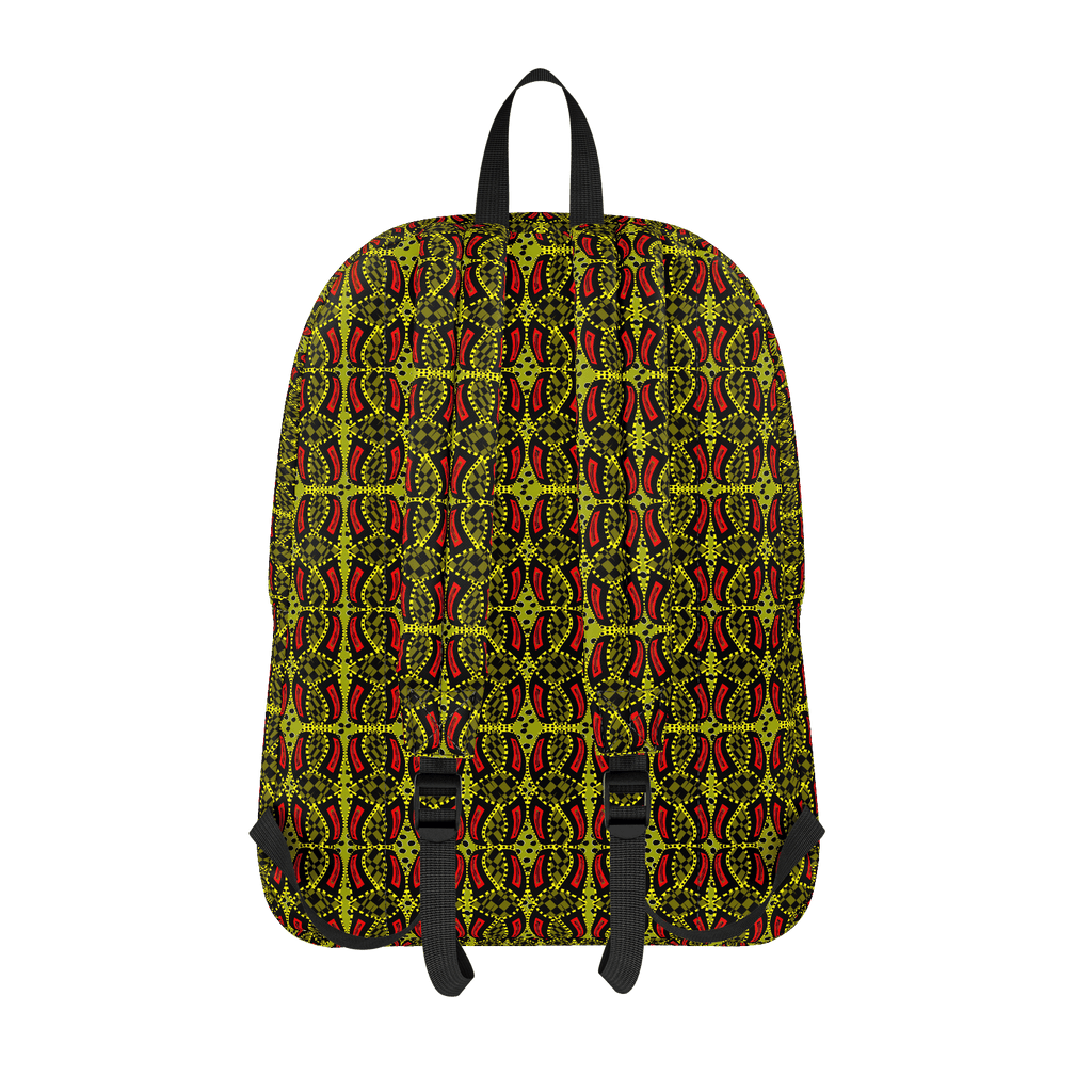 Tribal Geo Mix Backpack