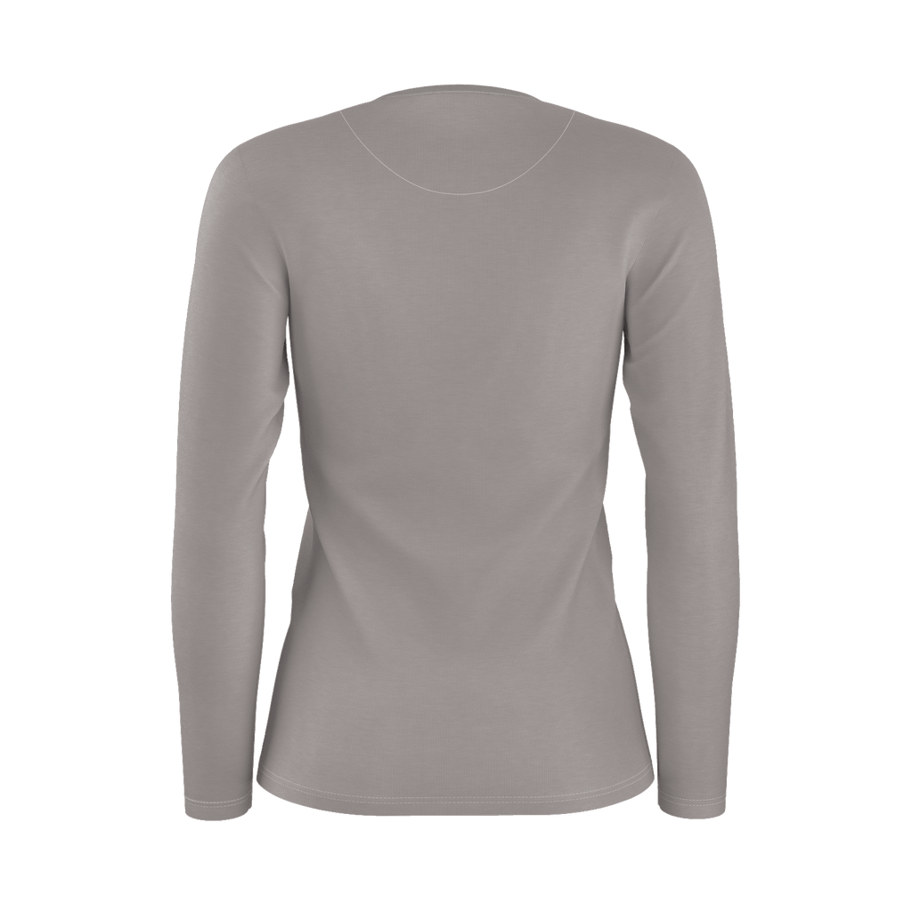 Ash Women's Long Sleeve T-Shirt (Pima)