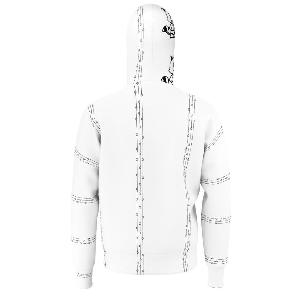 limited edition extreme custom hoodie