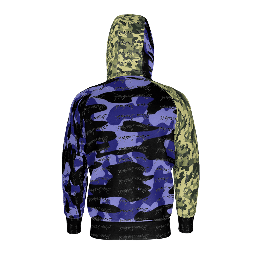 extremely rare limited edition double camo signature sweatshirt
