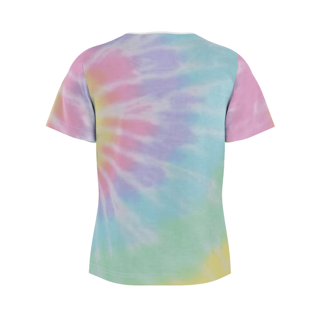 Cotton Candy Tiedye Shirt