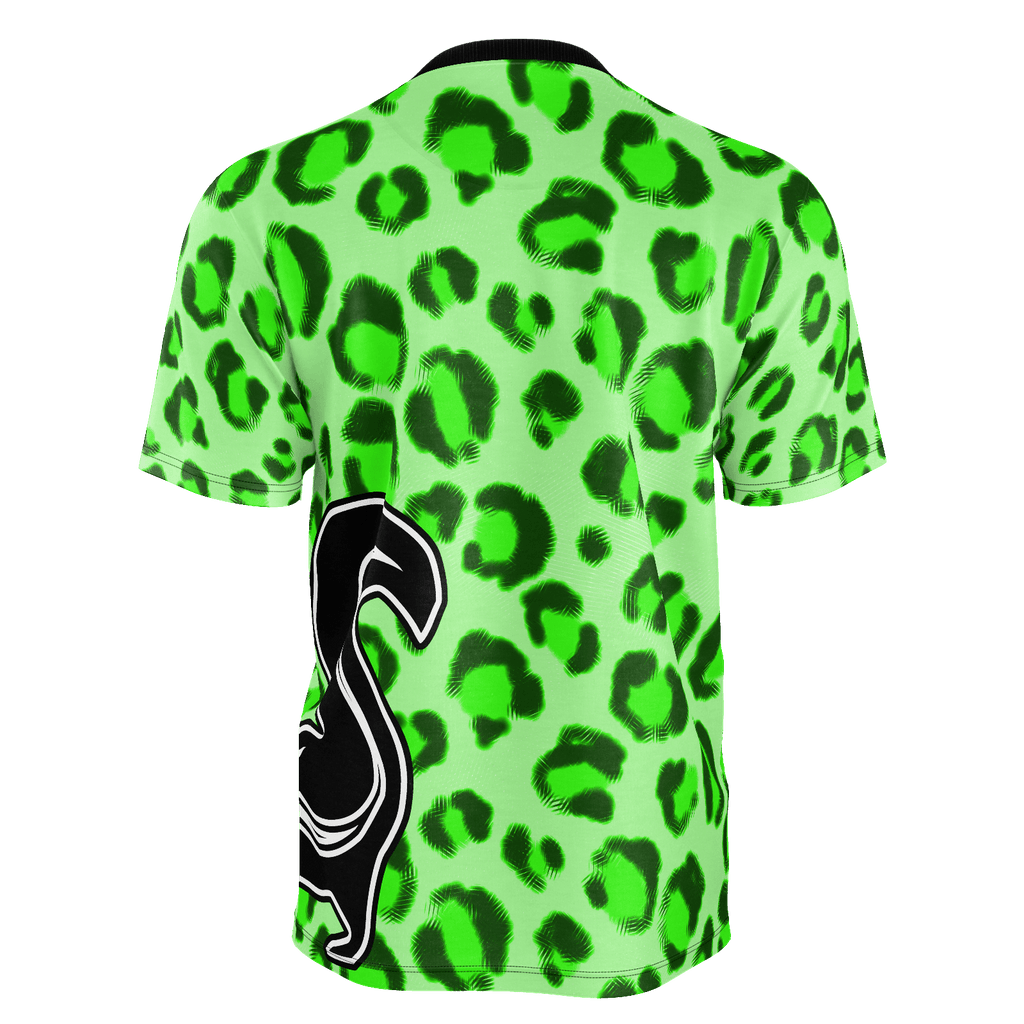 SIDE SKUNK - GREEN LEOPARD