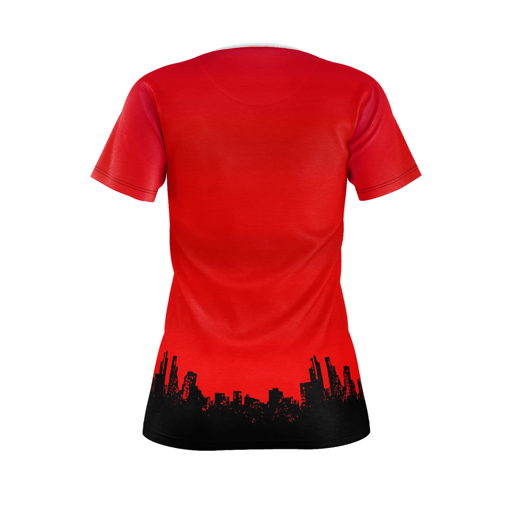 RED WOMEN SHIRT