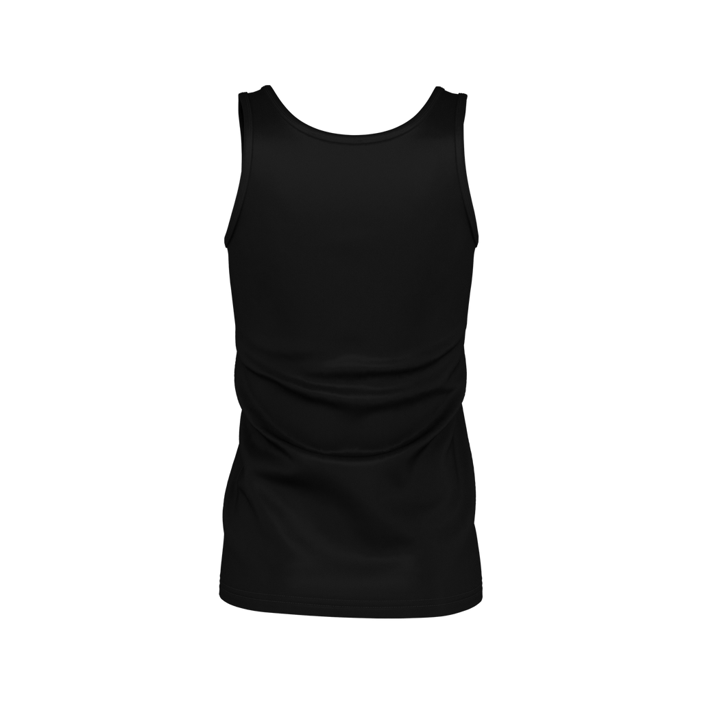 K3chocolate Black Tank - GIRLS