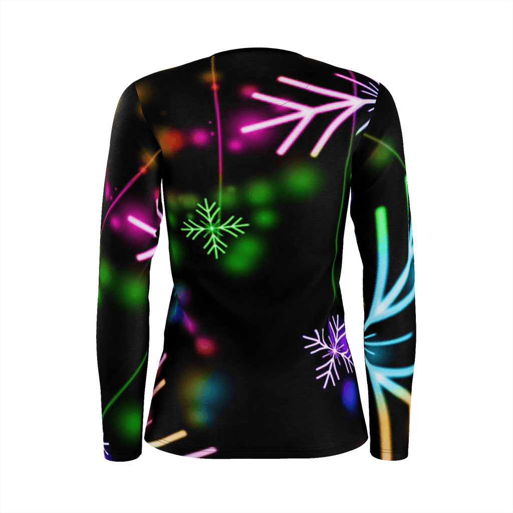 Caracal Christmas Lights Shirt
