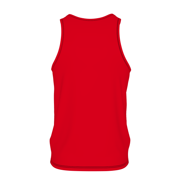 Men's Tank Top Red