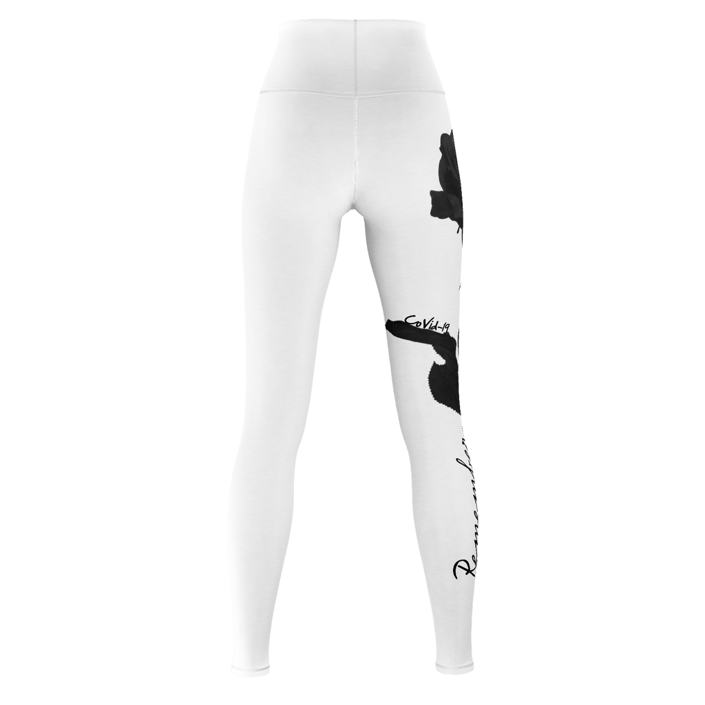 Remember the Lost Yoga Pants (White)