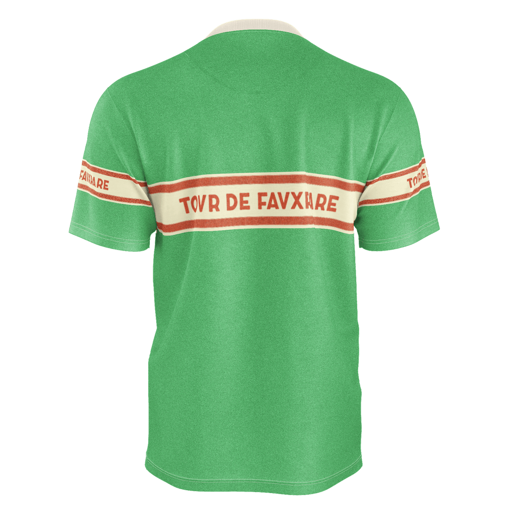 Tour de Fauxrare #1 | short sleeve T by Fauxrare