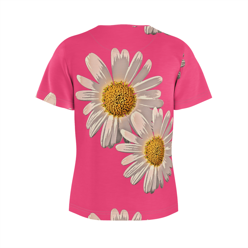 Summer Flowers - Girl's Tee