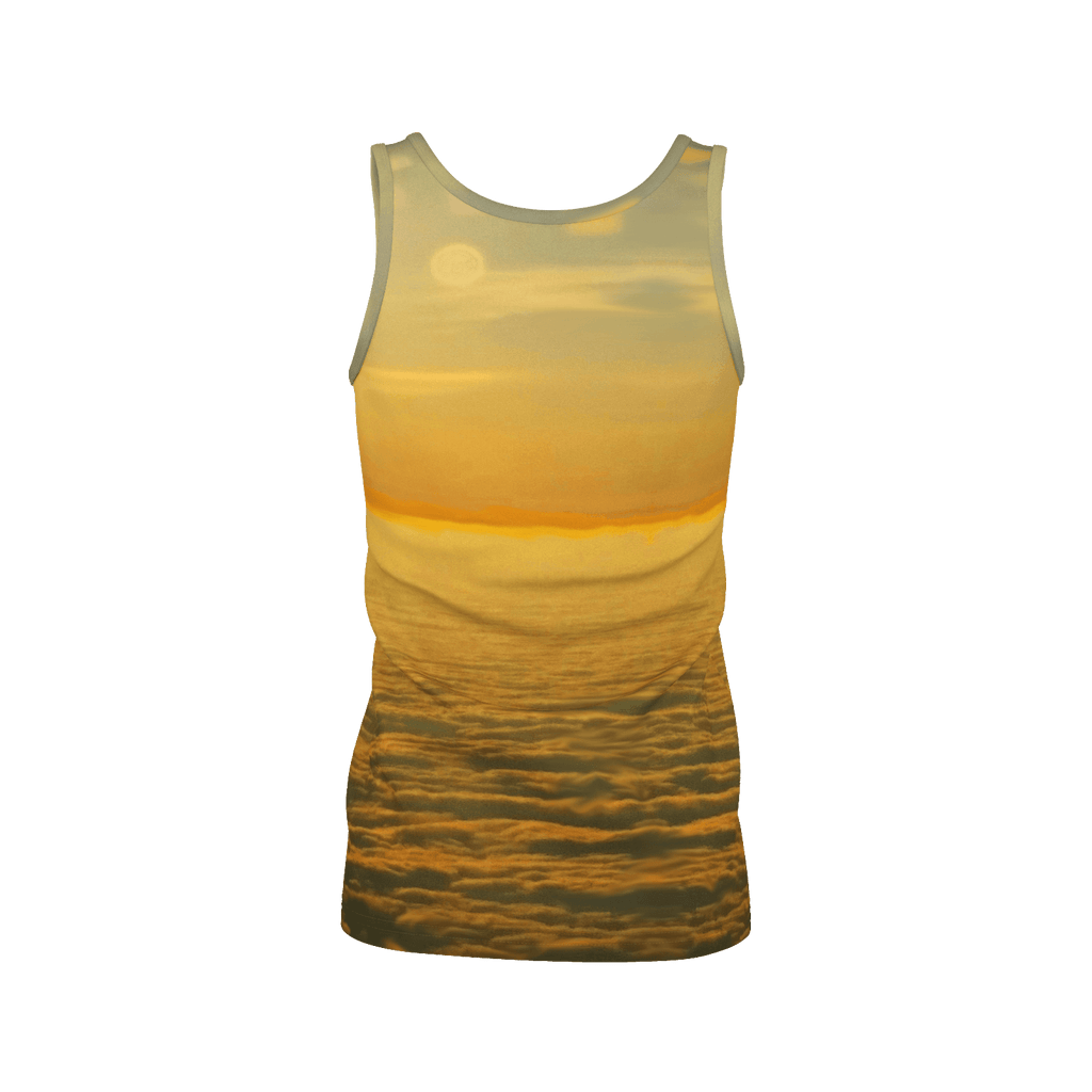Sea of Clouds Women's SJ Tank Top