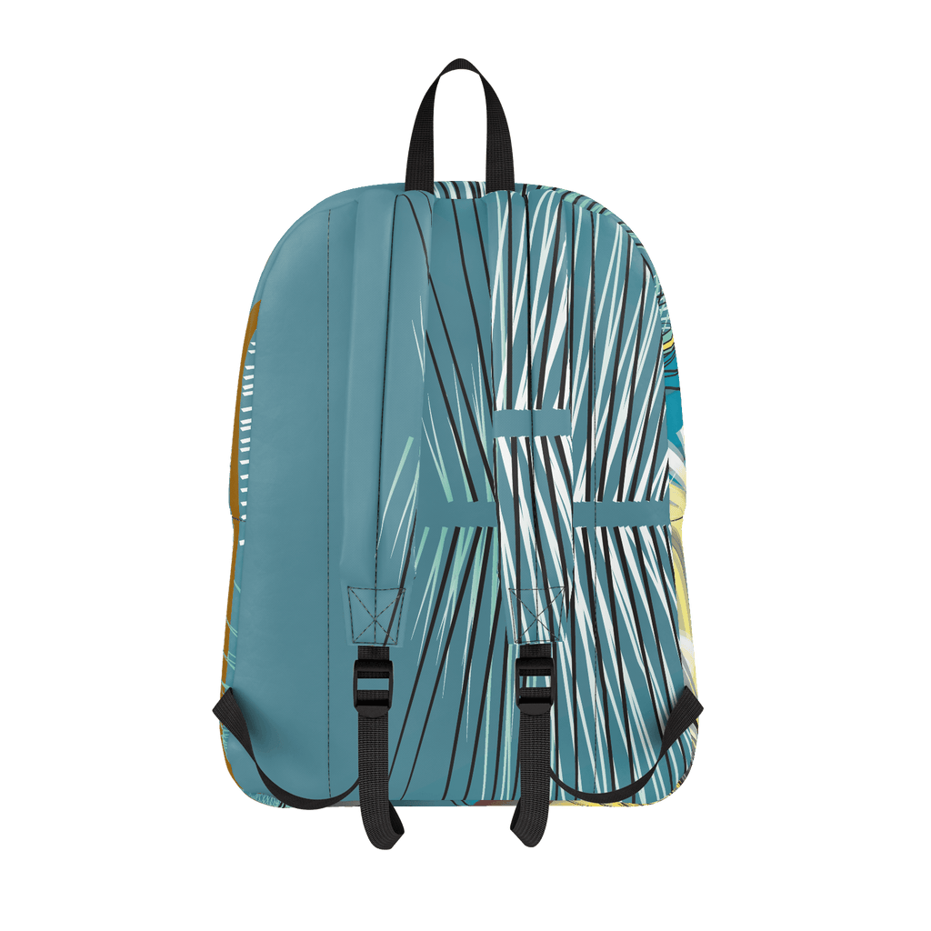 Back Pack with Pocket : Le Carnation Series