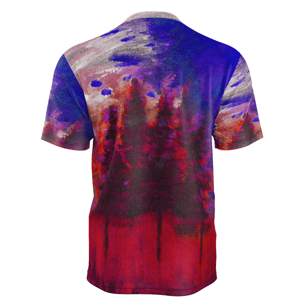Red Forest Men's T-Shirt