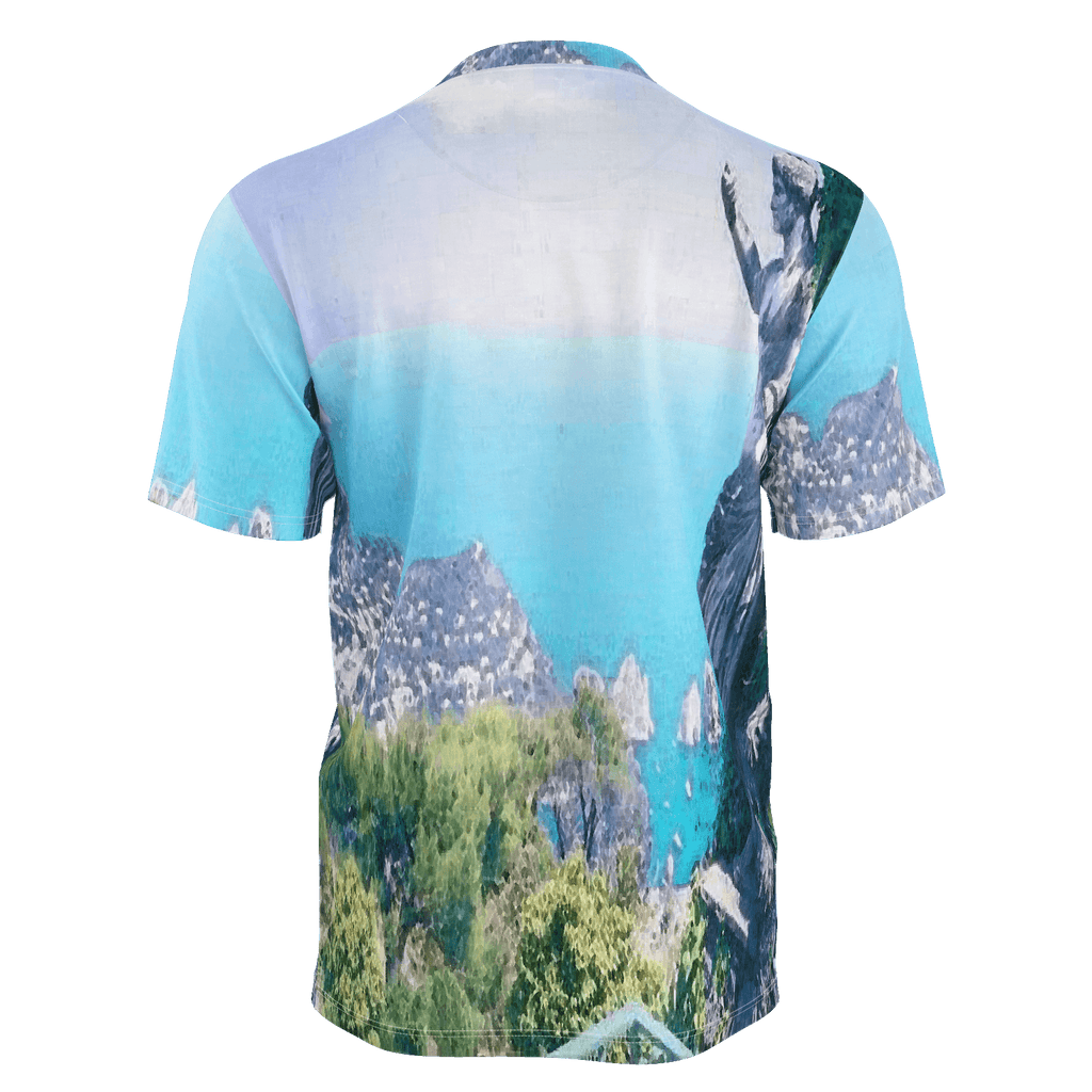 Capri, Italy Men's T-Shirt