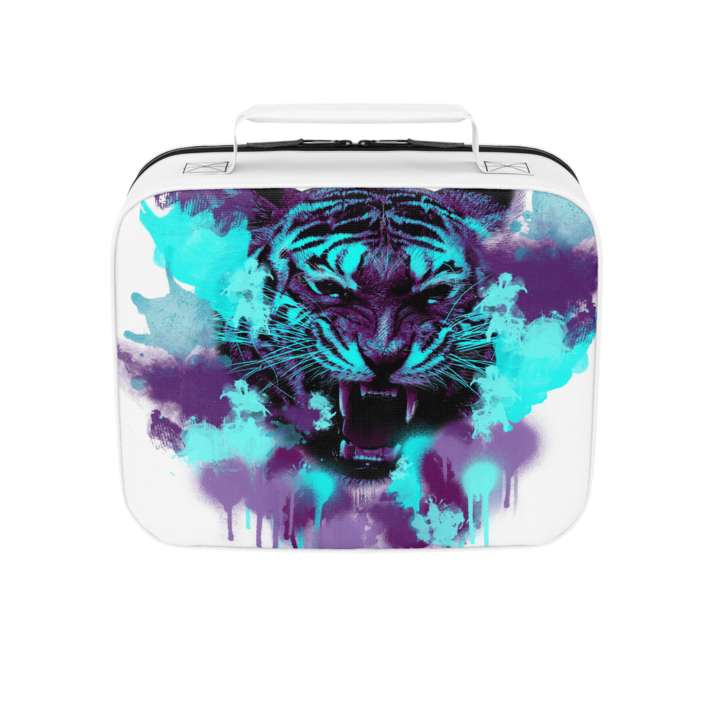 Painted Tiger Lunchbox
