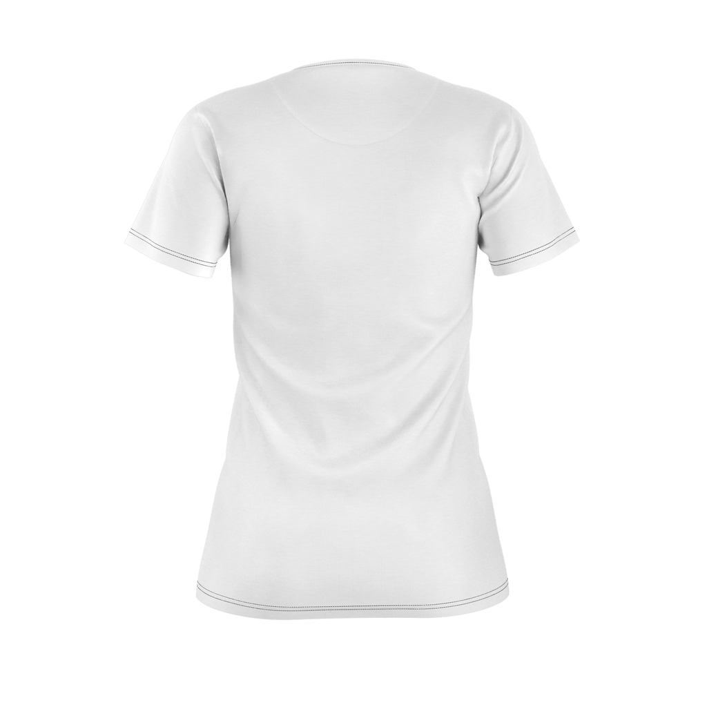 Womens T-Shirt White