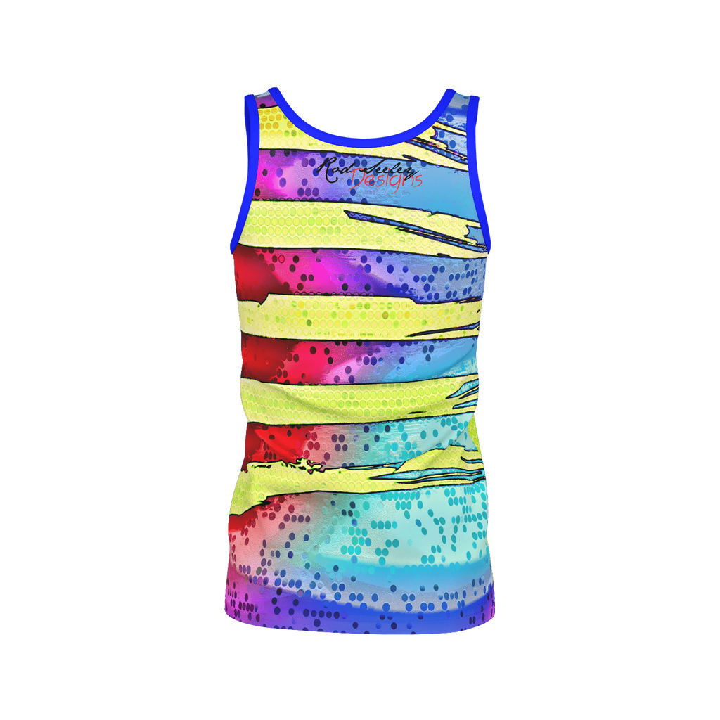 PATRIOTIC MAGIC -Women's Tank Top