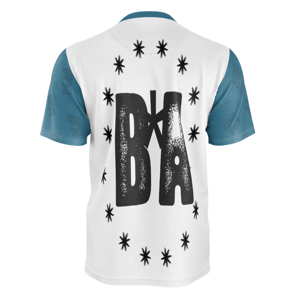 Beach Air B*A Series Two-Tone Men's Tee