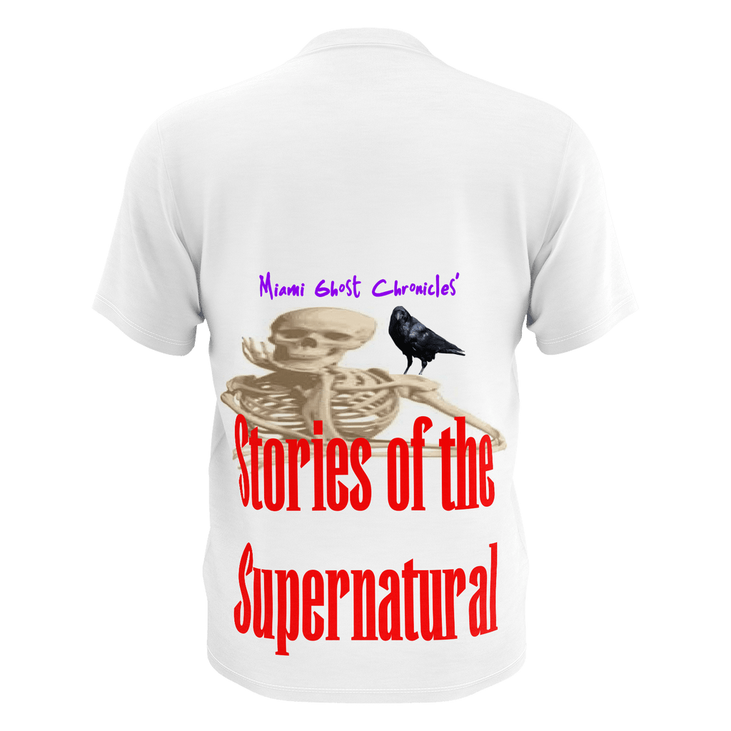 Stories of the Supernatural Pocket T-shirt
