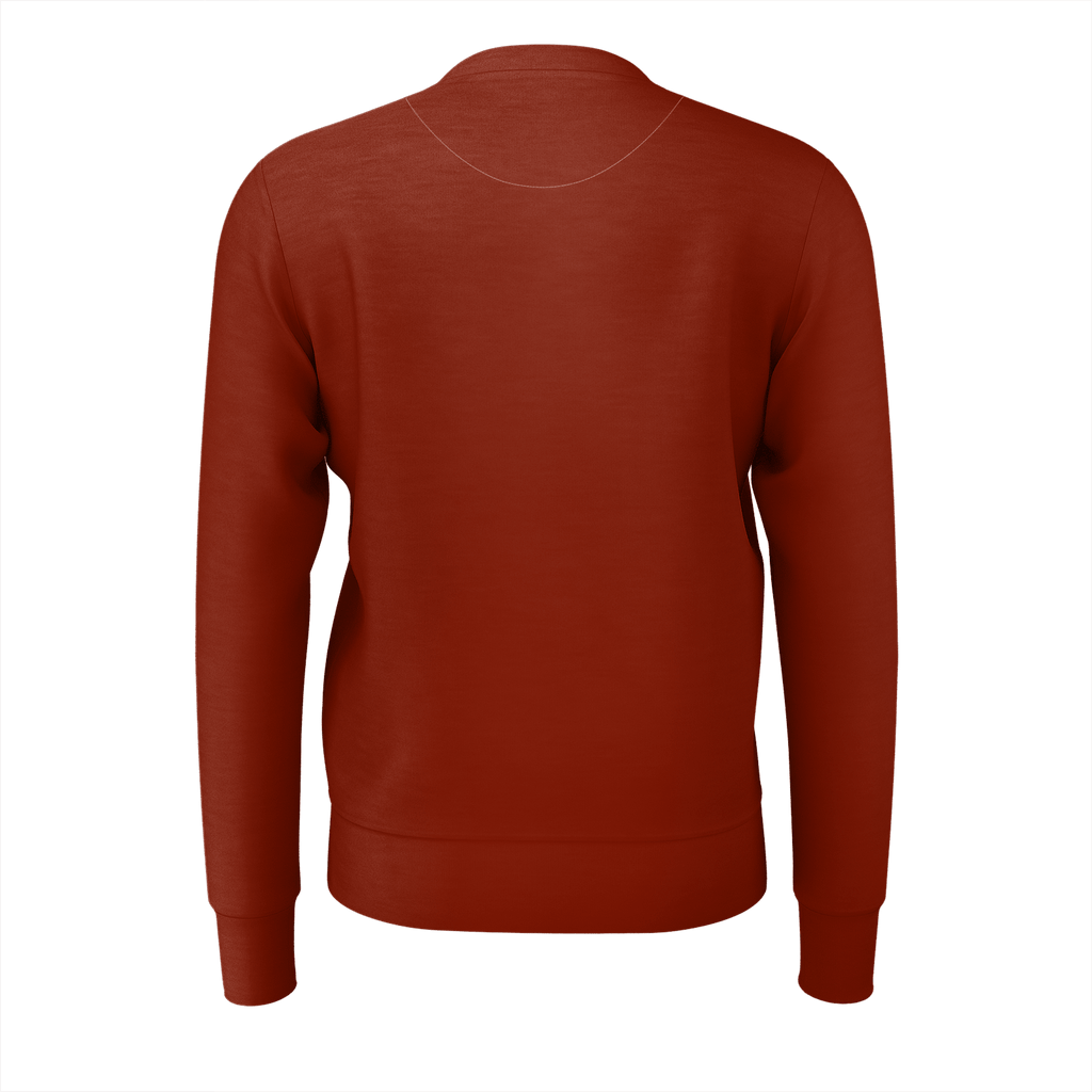 HUNNY Men's Sweatshirt (Dark Red)