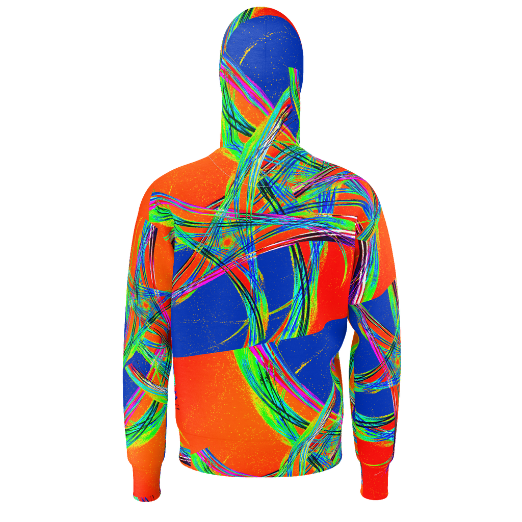 Star Trail - Men's Pullover Hoodie