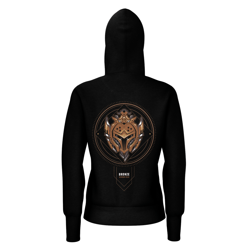 SEASON 2019 RANKED REWARDS HOODIE (UNISEX) - BRONZE