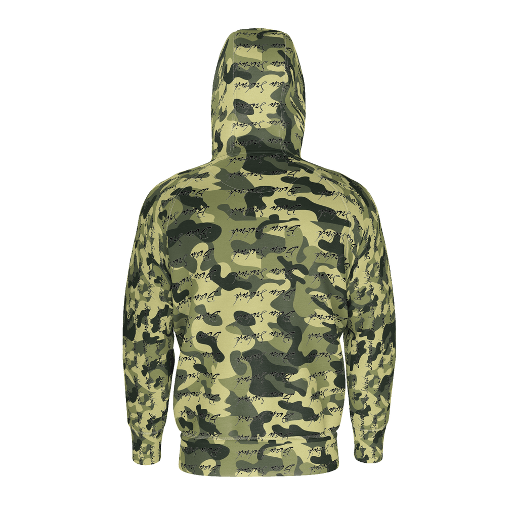 signature camo limited edition hoodie