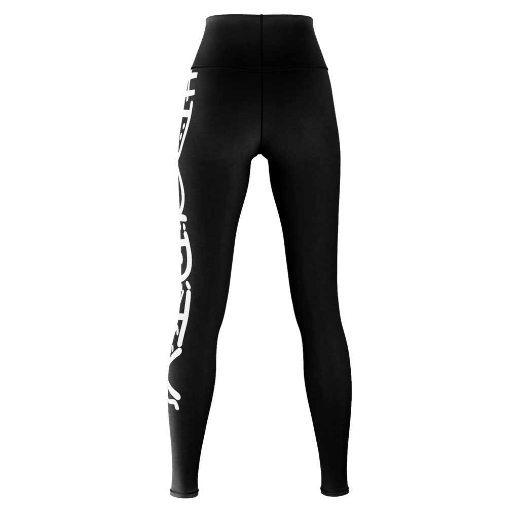 #Party Yoga Pants (Black)
