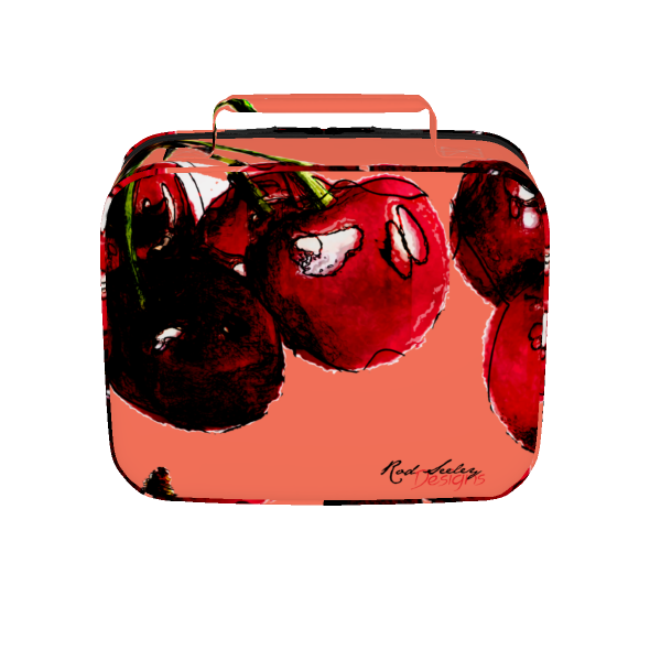Cherry Time - Lunch Box