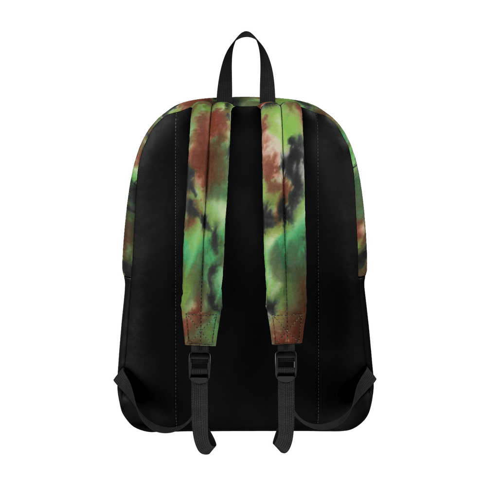 Tiedye Camo Peak Backpack