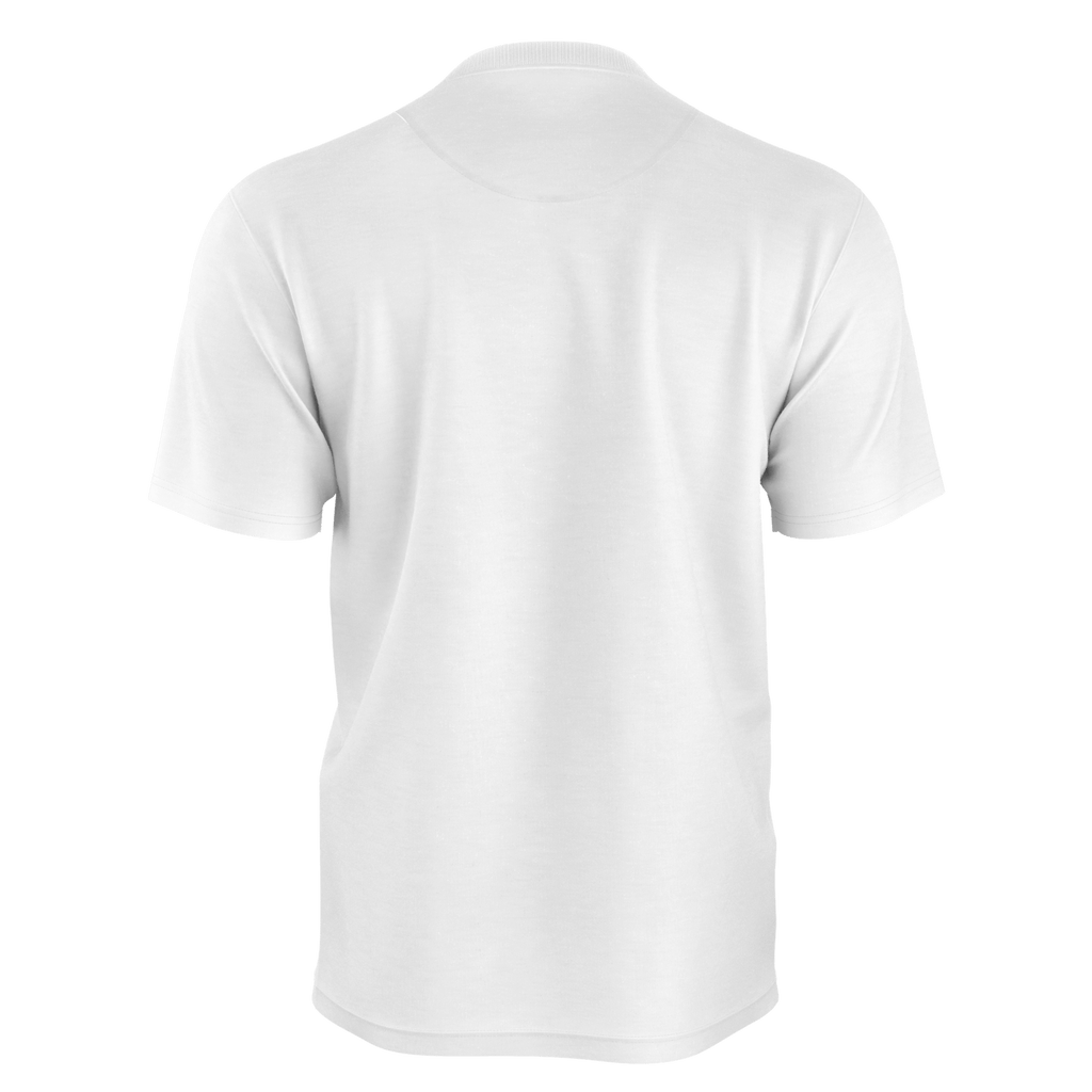 #Summer Men's T-Shirt (White)