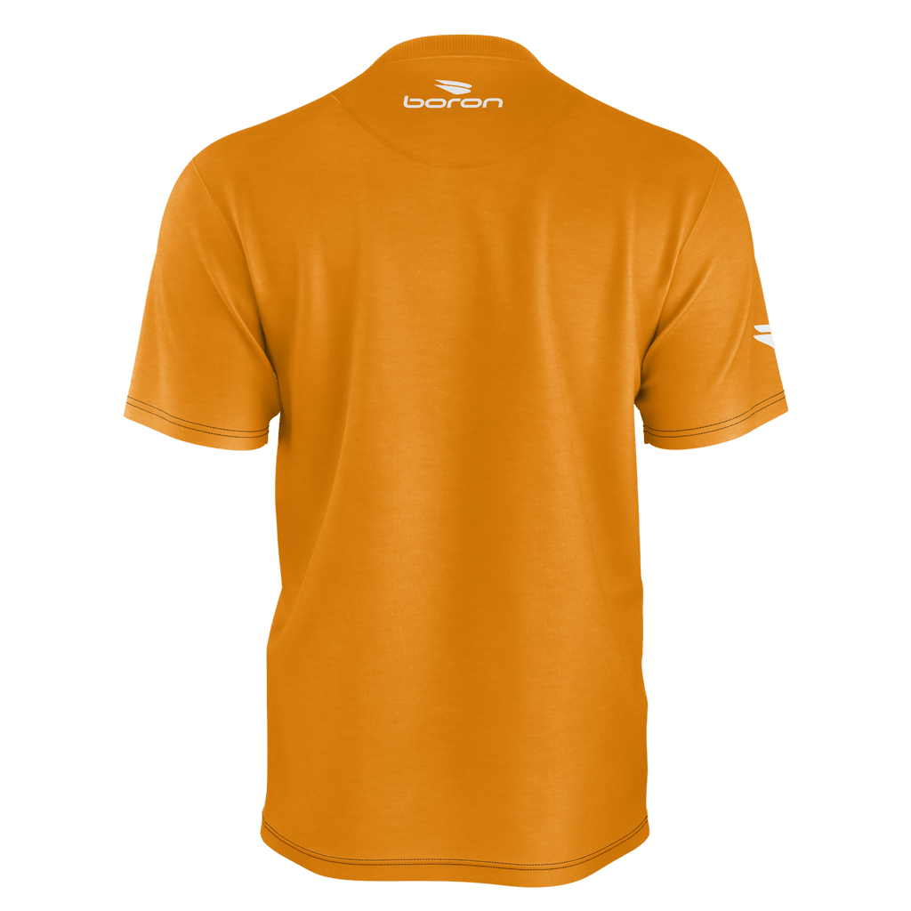 Boron orange casual