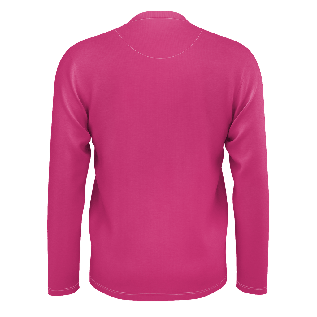 Beetroot Purple Men's Long Sleeve T-Shirt (PIMA)