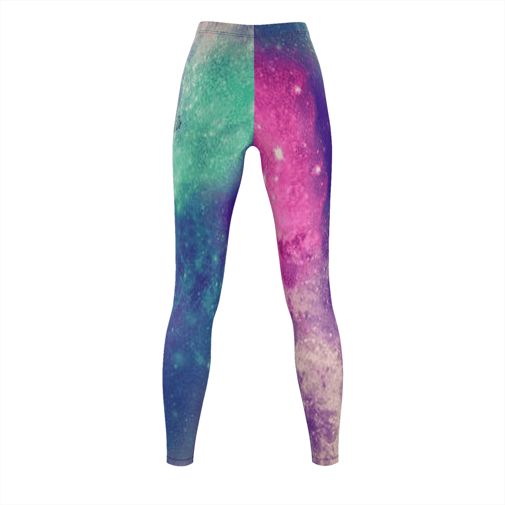 """Don't Think Just Do"" Legging for Woman (Space Edition)"