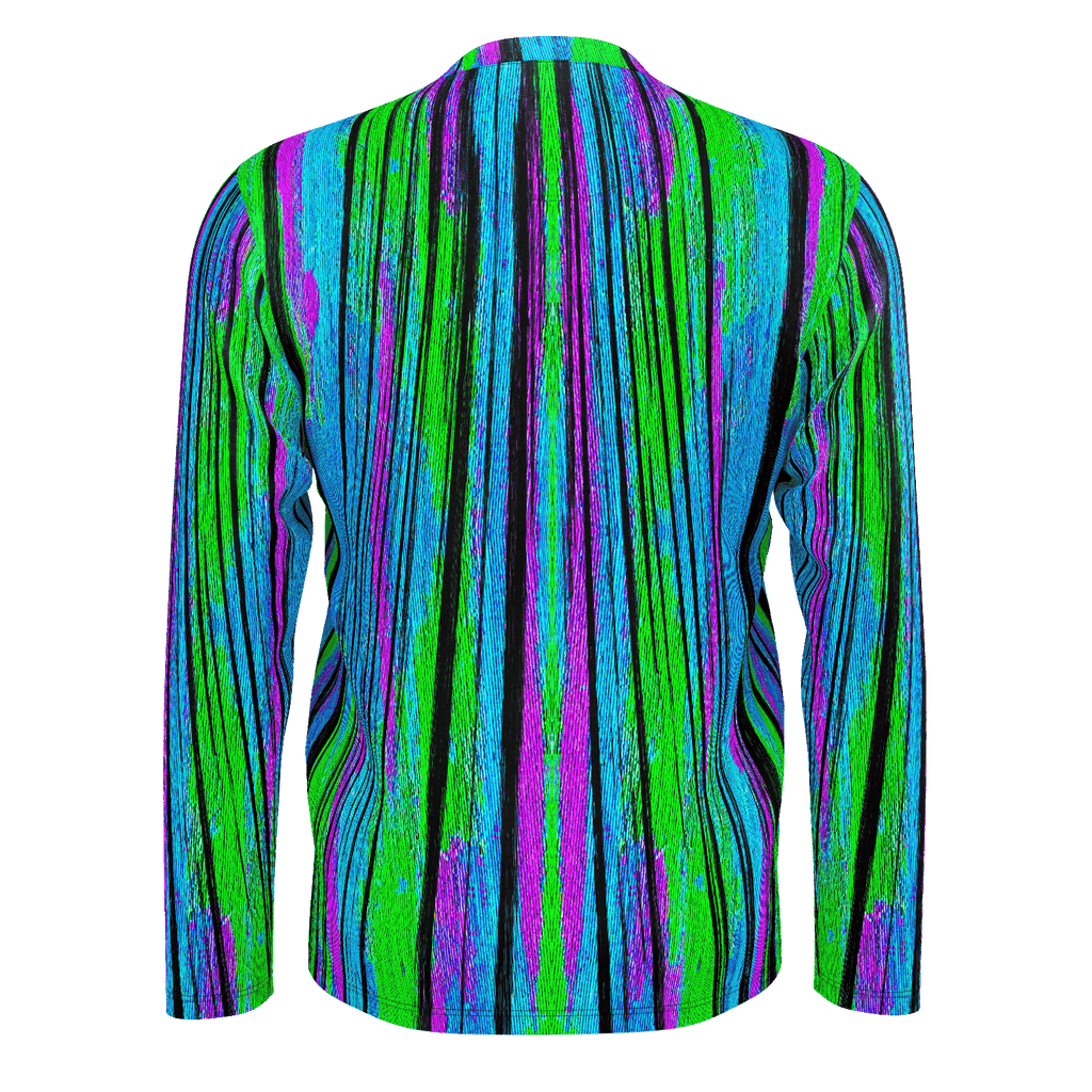 Northern Lights Men's Long Sleeve SJ T-Shirt