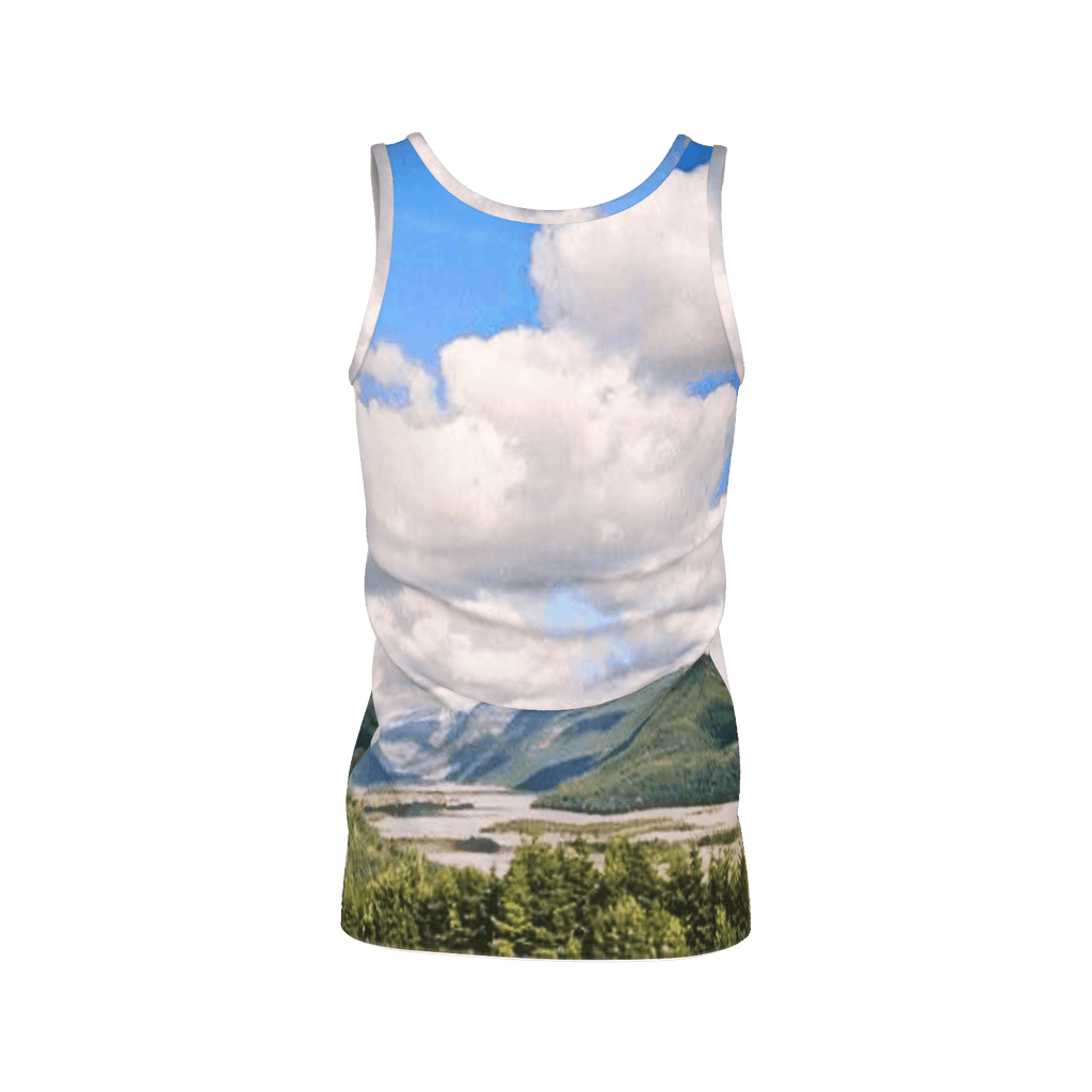 Mount St. Helens Women's SJ Tank Top