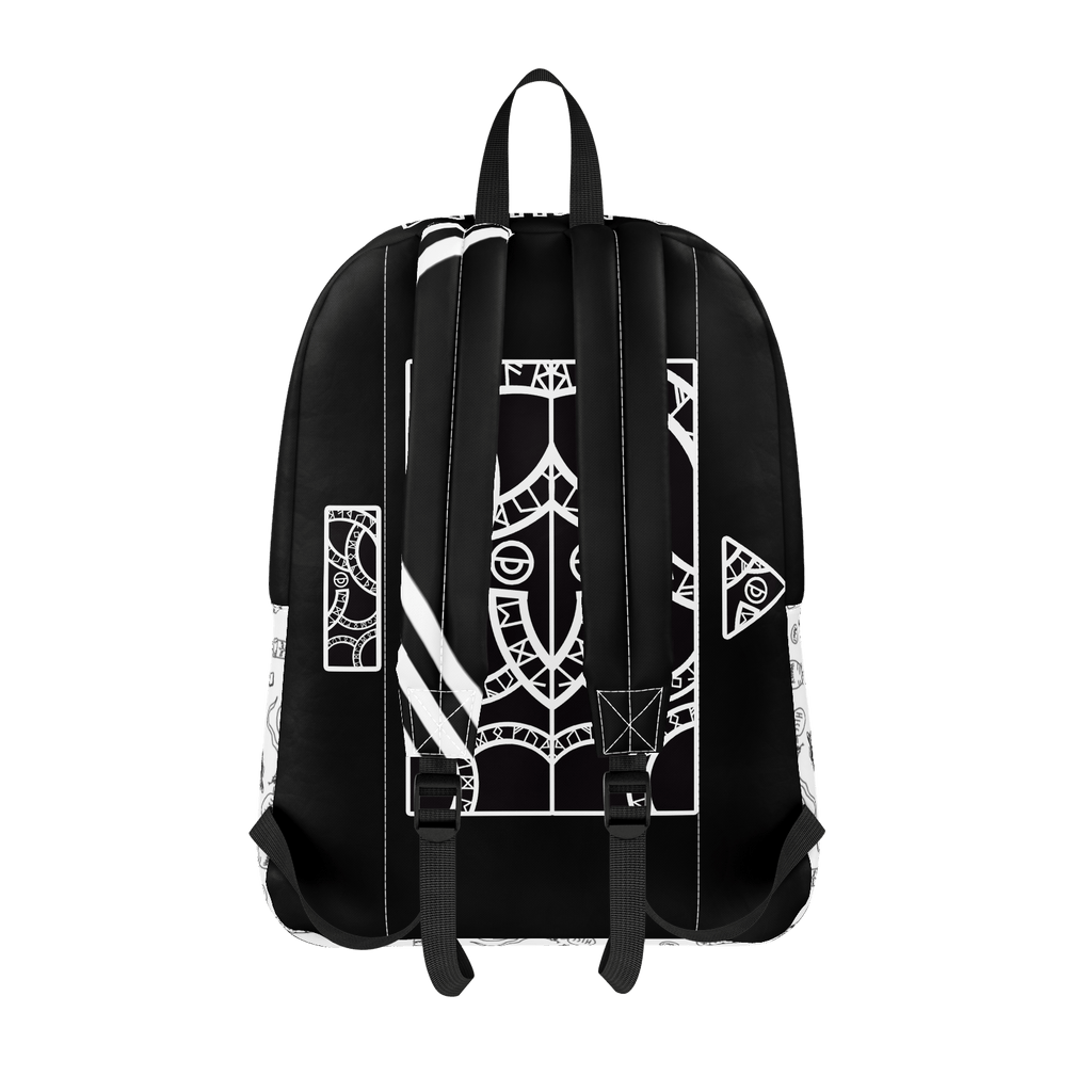 Opivm ´´ABSTRACT DIAMOND`` Backpack