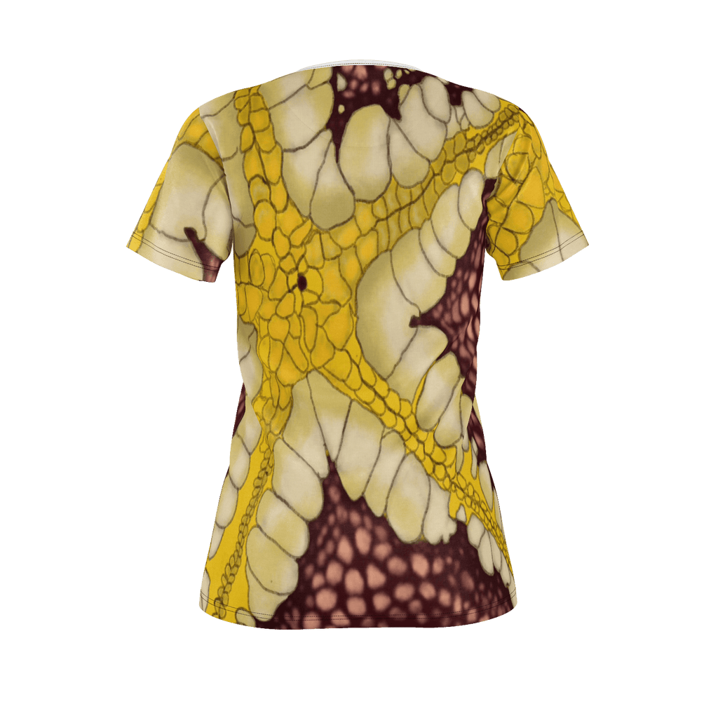 Female tshirt - seastar