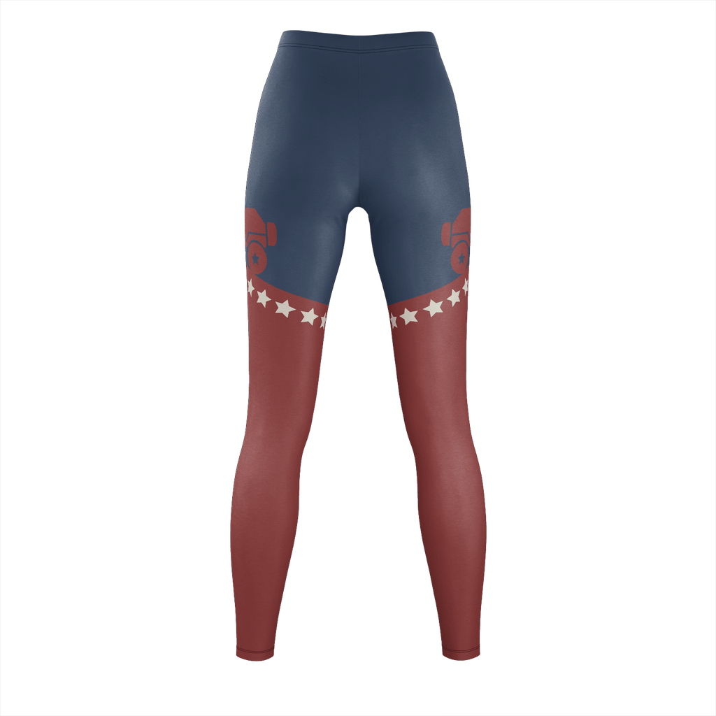 Wonder Jeep Leggings