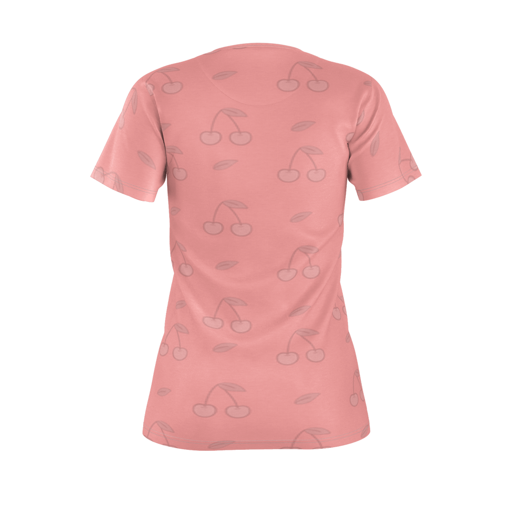 SUMMER T-SHIRT WOMEN PINK